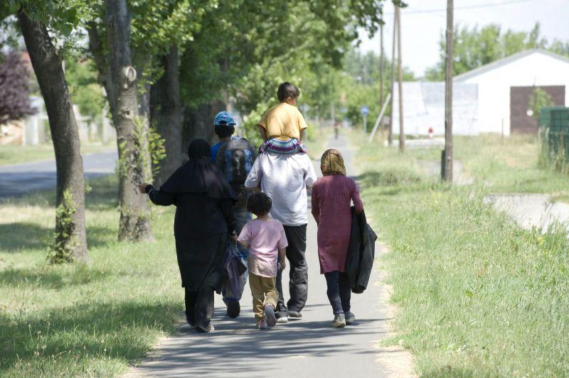 A szírek akkor is átjönnek, ha áramot vezetnek a szerb-magyar kerítésbe