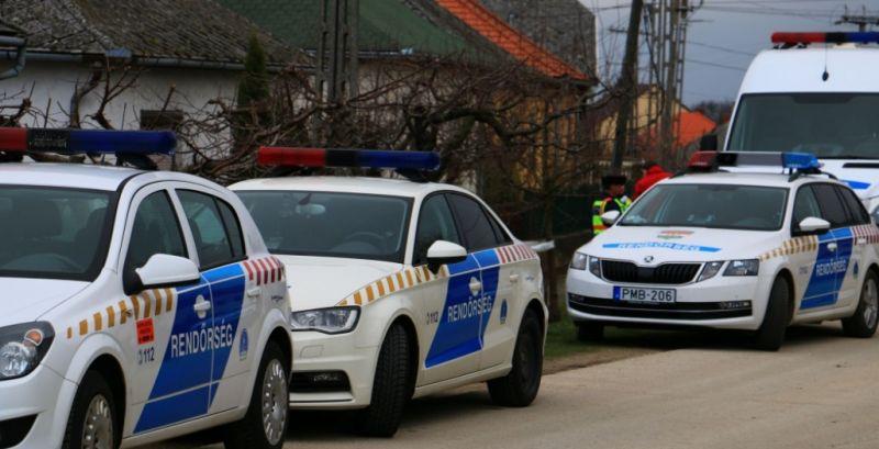 Fotók a helyszínről: kisbaba és édesanyja halt meg egy családi tragédia során Lengyeltótiban