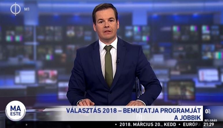 """""""A közmédia független és kiegyensúlyozott tájékoztatást nyújt"""" – a vezérigazgató visszautasítja a Jobbik vádjait"""