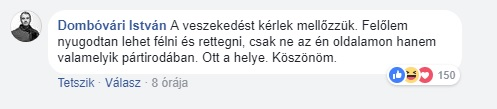 Szitkozódnak és migránsoznak a magyar hozzászólók Dombóváriék Lázár-paródiája miatt