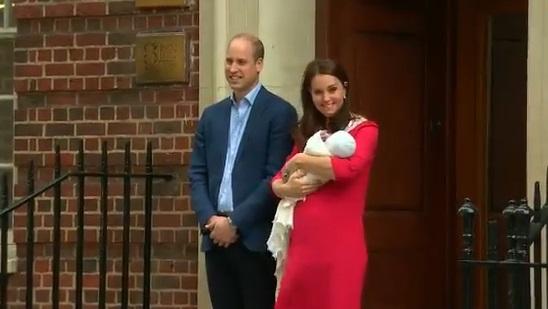 Katalin hercegné megmutatta az újszülöttet – már haza is engedték a kórházból