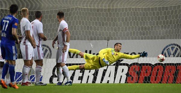 A Puskás lealázta a Debrecent, fél lábbal a kupadöntőben érezheti magát Pintér Attila legénysége