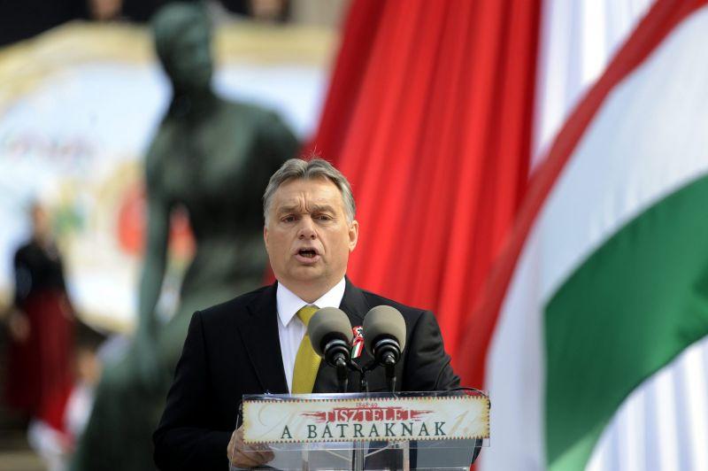 Hivatalos: itt mond beszédet március 15-én Orbán Viktor