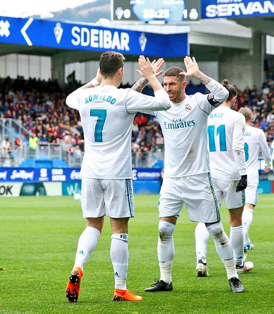 Meccs közben jött rá a szapora a Real Madrid legendás játékosára