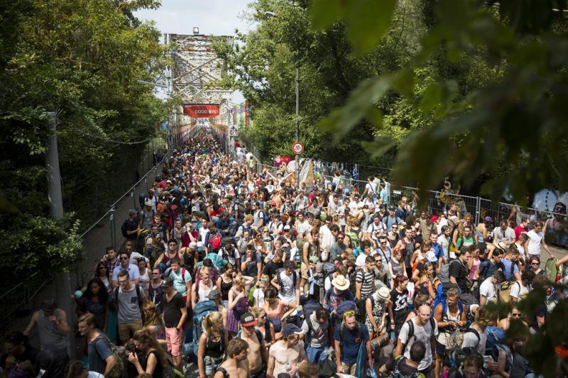 Több pénzből több sztárfellépőt hoz Magyarországra a Sziget fesztivál