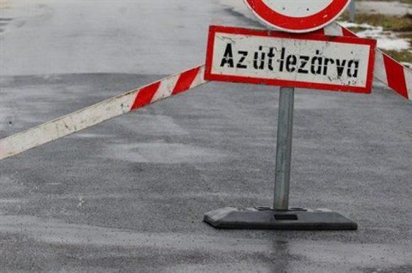 Teljesen lezárták az M1-es autópályát