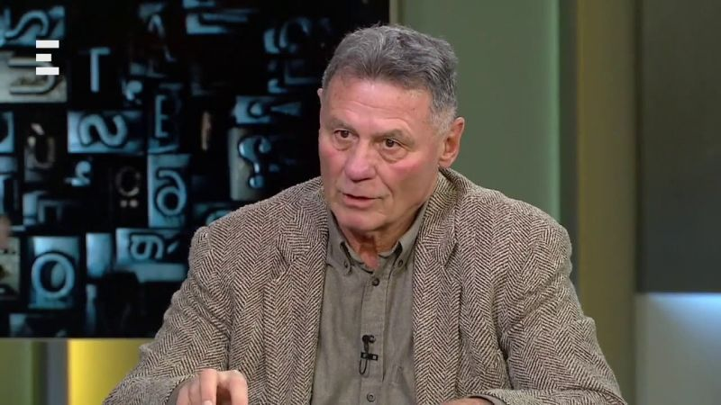 Meghalt Lovas István, az Echo TV és a Magyar Idők újságírója