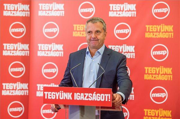 Megrovásban részesítette az MSZP Molnár Gyulát, a párt volt elnökét
