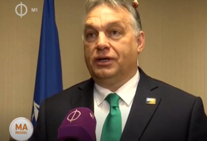 Orbán: a horvátok sikerét egy kicsit magunkénak is érezhetjük