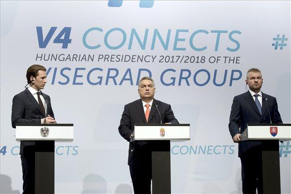 Orbán: Közép-Európa a kontinens legsikeresebb régiója