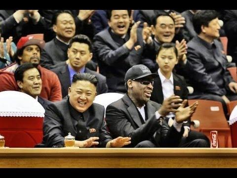 Dennis Rodman is megérkezett Szingapúrba, a Trump-Kim csúcstalálkozó előtt