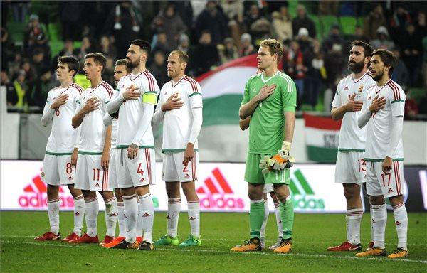 Itt a magyar labdarúgó-válogatott kerete a következő két barátságos meccsre