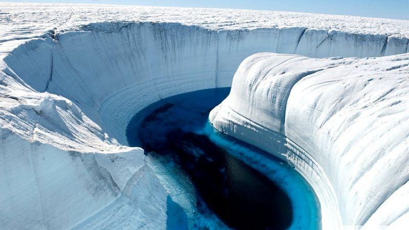 Érdekes módszerrel mentenék meg az Antarktisz jegét