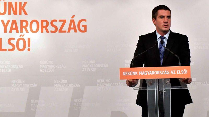 Kocsis: a Fideszben van erő és bátorság a liberálisokkal szembeni küzdelemhez