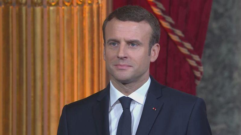 Macron: a kereskedelmi háborúk senkinek sem jók