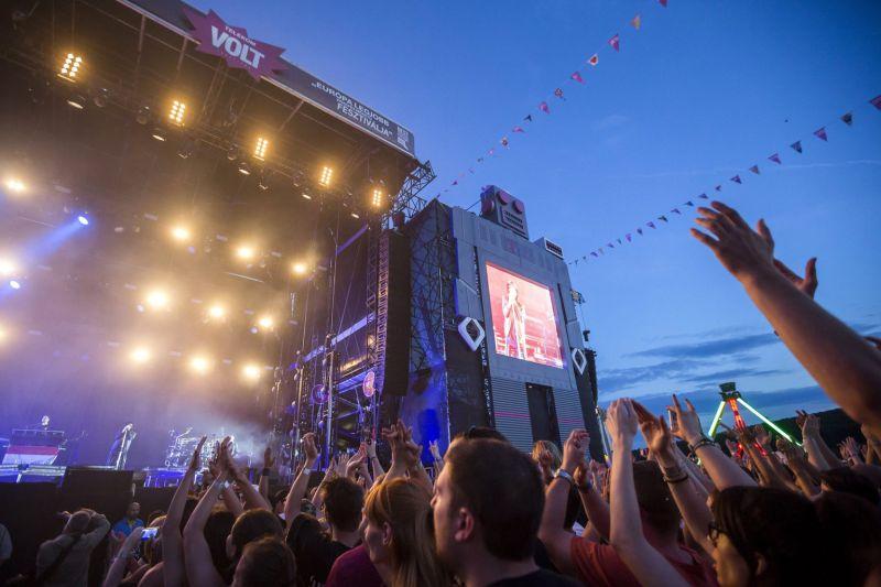 Új helyre költözik a VOLT Fesztivál