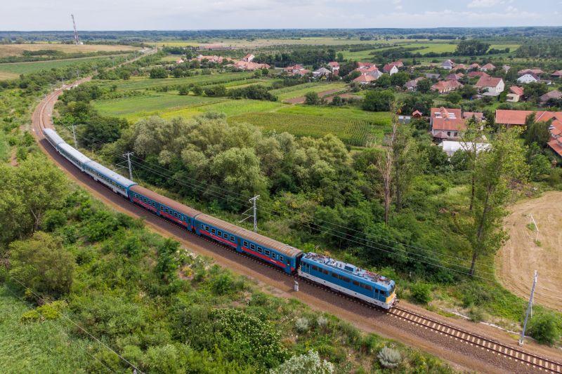 Újraindult a vonatközlekedés Kál-Kápolna és Heves között
