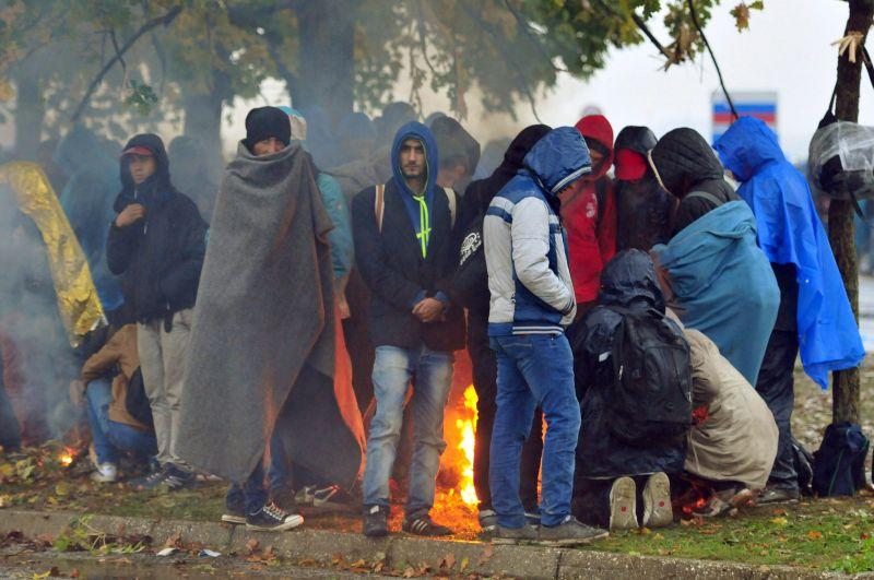 Makó felé vezet majd a migránsok új útvonala?