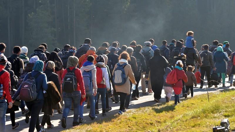 10 ezer migráns tart Szerbiából Horvátországba