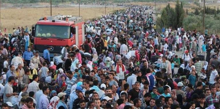 965 000 migráns érkezett Németországba idén