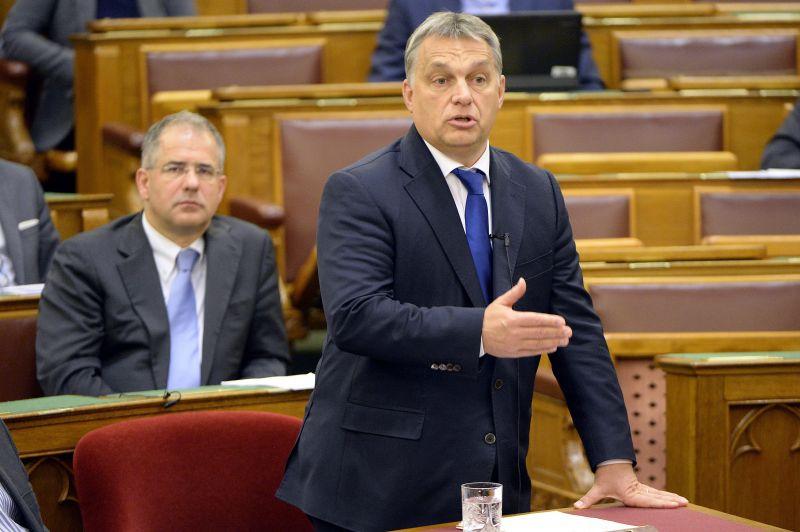 Orbán: mi is veszélyben vagyunk