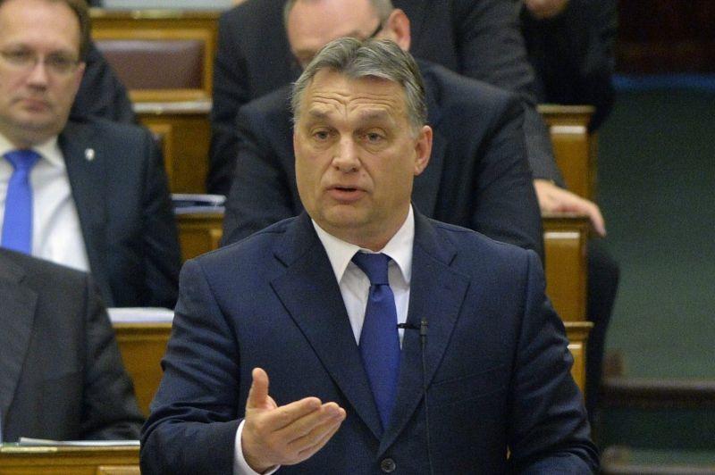 Orbán a terroristák kottájából játszik
