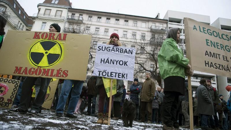Kötelezettségszegési eljárás indult Magyarország ellen Paks ügyében