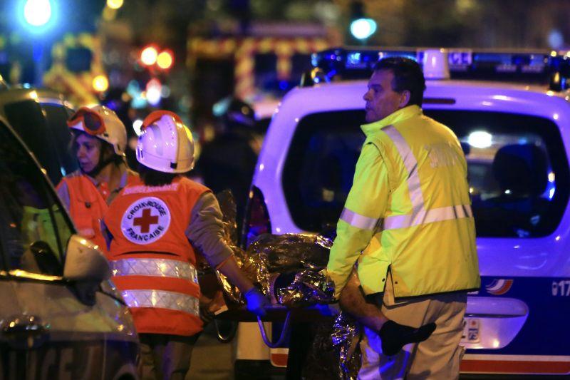Egy férfi túlélte 9/11-et és a párizsi mészárlást is