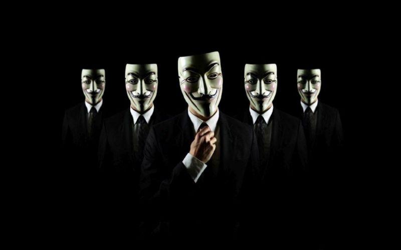 Az Anonymous magyar tagjait ellenőrzik a külföldről érkező fenyegetés miatt