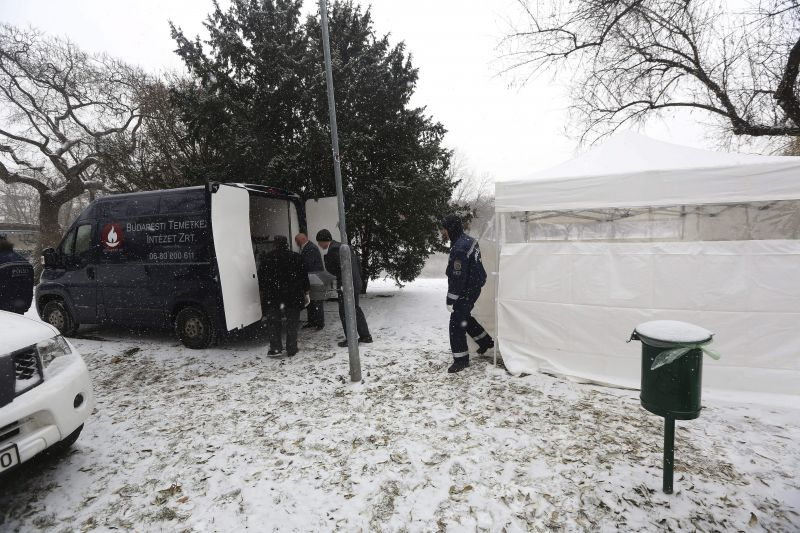 Holttestet találtak a Városligeti-tónál