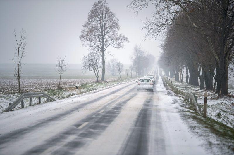 Nagyon hideg lesz a jövő héten!