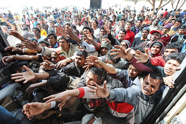 Törökország 2-3 hetet kapott, hogy csökkentse a migránsáradatot