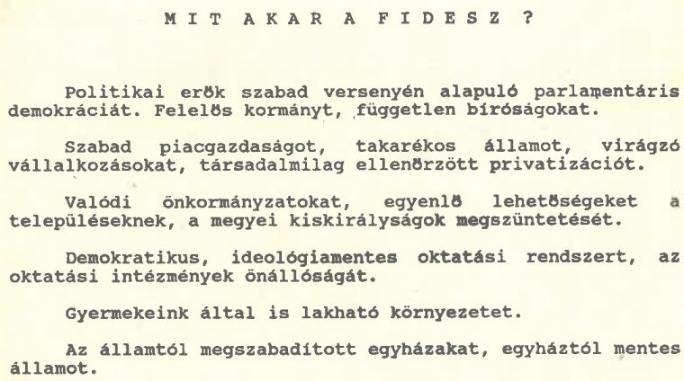 Itt a bizonyíték: a Fidesz pont azt csinálja, ami ellen küzdöttek