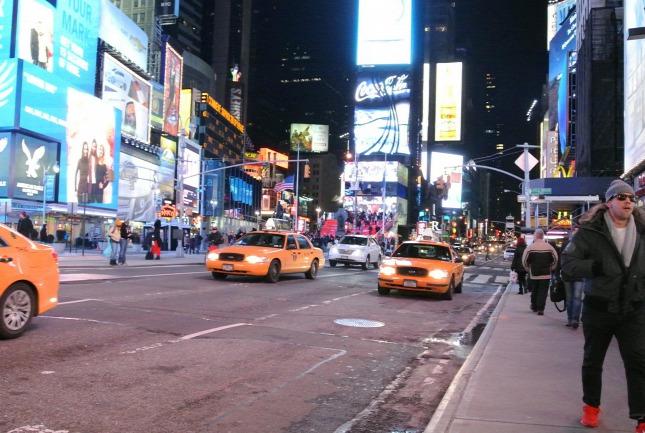 Retúr jegy New Yorkba: 8700 forintból