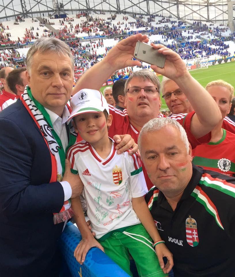 Ezt üzente Orbán a magyaroknak a foci Eb-ről