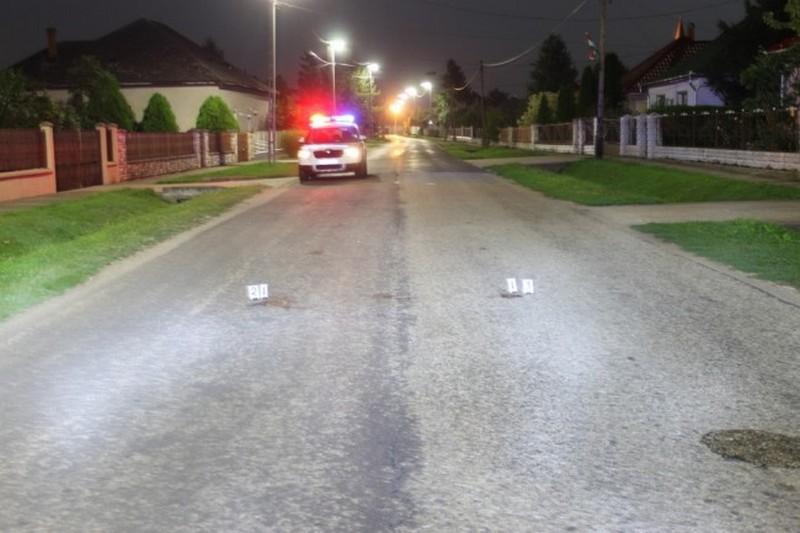 Két fiatalkorú eszméletvesztésig rugdosott egy kerékpárost Nemesbikken