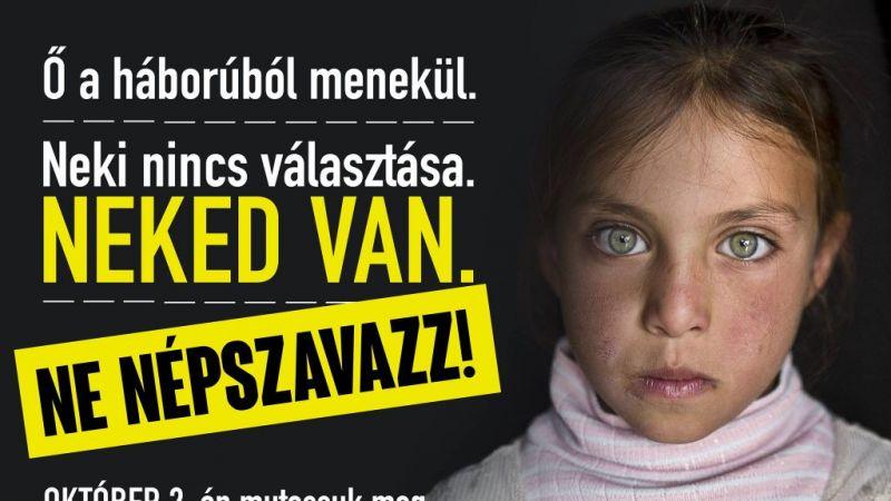 Ütős plakátokkal szólítanak bojkottra erdélyi civilek