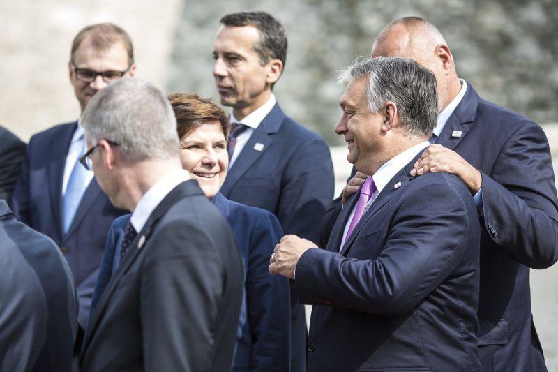 Orbán teljesen máshogy adta elő a pozsonyi találkozót