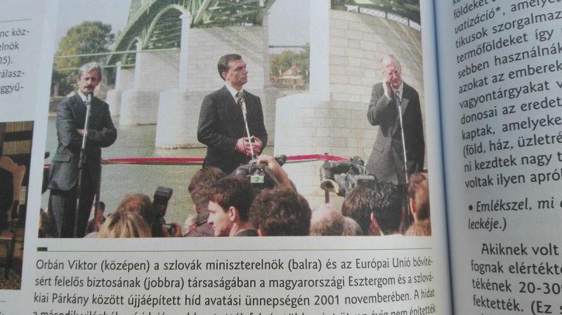 Orbán takarodjon a tankönyvekből! – követeli az MSZP