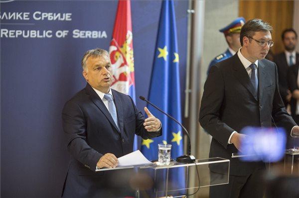 Orbán: idén is hatalmas tömegek indulhatnak el Európa felé