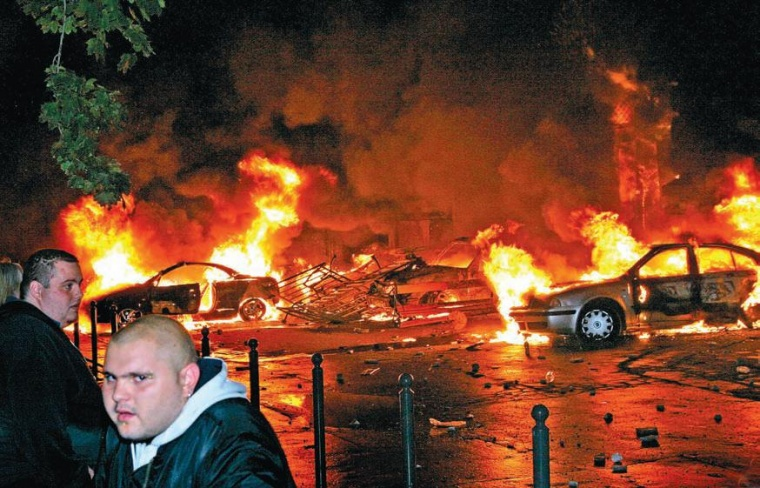 Békés tüntetőkről és brutális rendőrökről beszélt Balog Zoltán