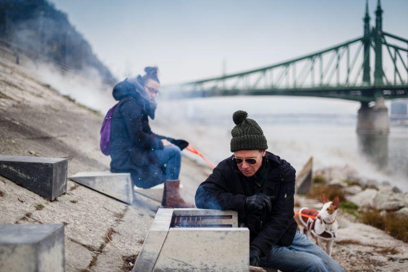 Grillparti helyszínt adtak a BME diákjai Budapestnek