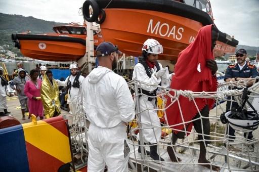 Vészhelyzet van a Földközi-tengeren