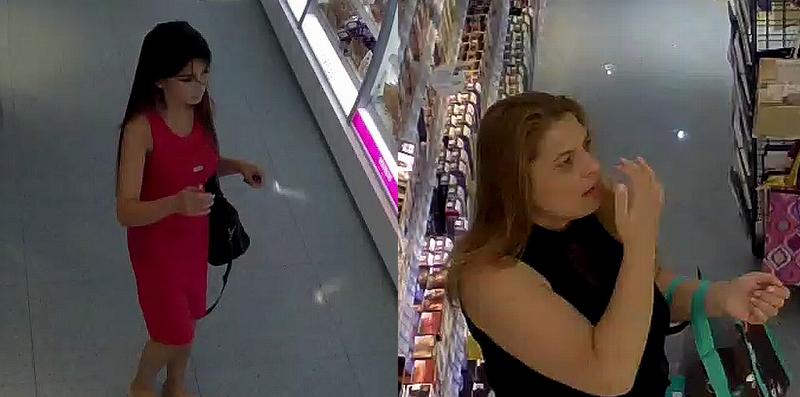 Végiglopta a drogériákat ez a két lány – Felismeri őket?
