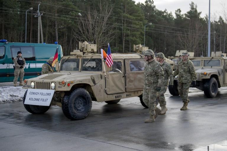 Nem örülnek az oroszok a Lengyelországba érkezett amerikai csapatok miatt