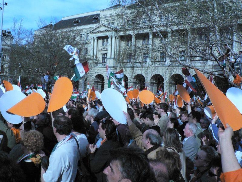 Haraszti: ez az egy módja van, hogy leváltsuk a Fideszt