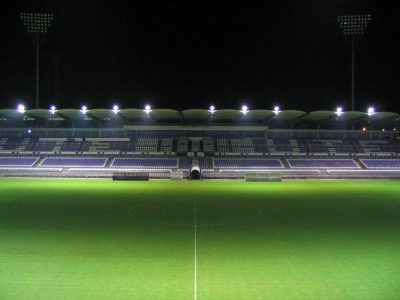 Felújították az Újpest stadionját, mégis alkalmatlan a használatra