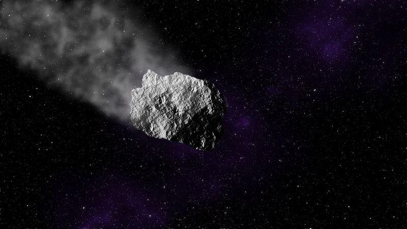 Közel suhant el hozzánk egy aszteroida