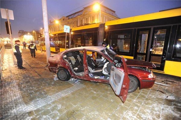 Halálos baleset történt a XIII. kerületben