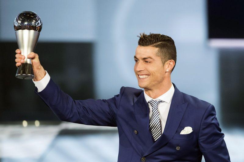 Cristiano Ronaldo az Év játékosa 2016-ban